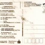 Einladung Rückseite 25.10.1996