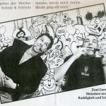 Schwarwel und Raban Ruddigkeit 1997