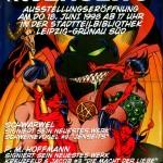 Poster Ausstellung 18.06.1998
