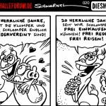 Schweinevogel-Strip 20