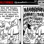 Schweinevogel-Strip 41