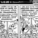 Schweinevogel-Strip 40