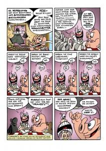 """Schweinevogel """"Die Wunder des Schweiniversums"""""""
