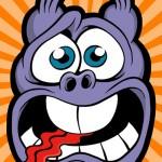 Schweinevogel Halloween 2009 Iron Doof