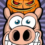 Schweinevogel Halloween 2009 Sid