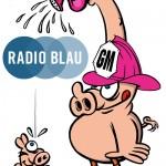 Radio Blau Glücklicher Montag Patenschaft