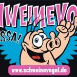 Schweinevogel Banner
