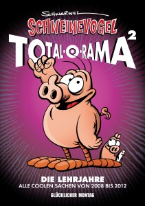 schweineovgel total-o-rama cover