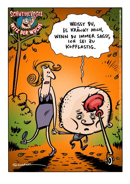 Schweinevogel Witz der Woche 046