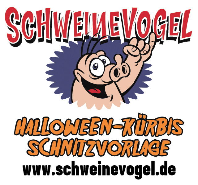 halloween mit schweinevogel schweiniversum. Black Bedroom Furniture Sets. Home Design Ideas